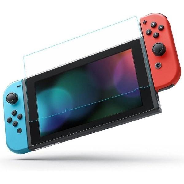 Lamina vidrio templado Nintendo Switch