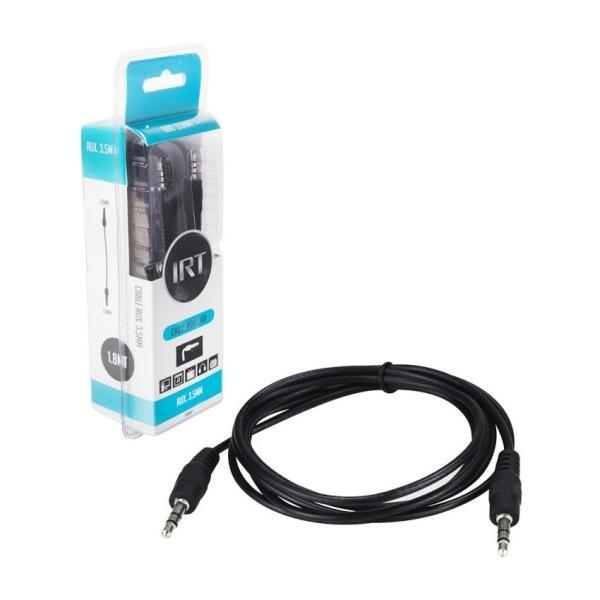 Cable aux 1.8 irt