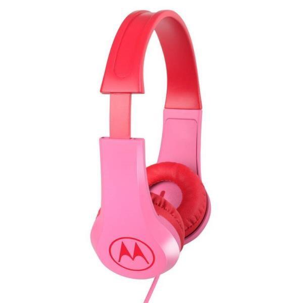 Audifono Motorola Squads Rosado