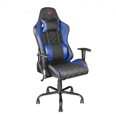 Silla Profesional Gamer Trust GXT 707 Resto Azul