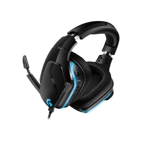 Audifono Gamer Logitech G635 RGB Lightsync 7.1, PRO-G™, DTS Headphone:X 2.0