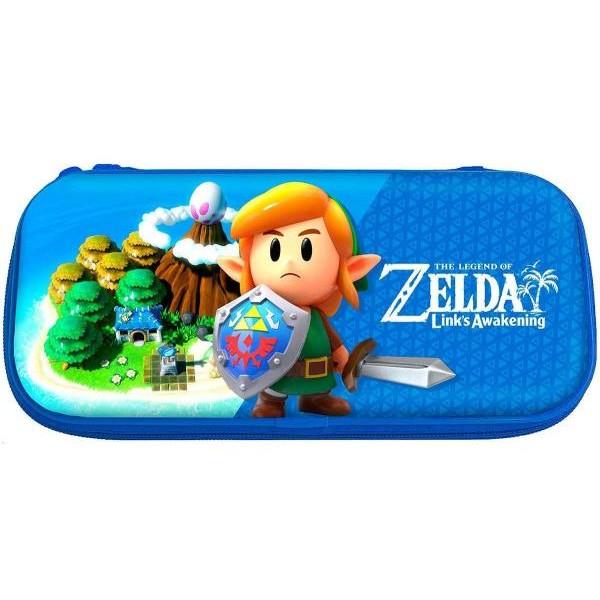 Estuche Nintendo Switch Hard Pouch Zelda Links Awakening Hori