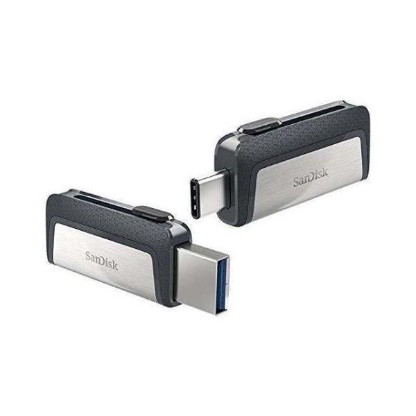 Unidad flash USB tipo C SanDisk Ultra Dual Drive (32 GB