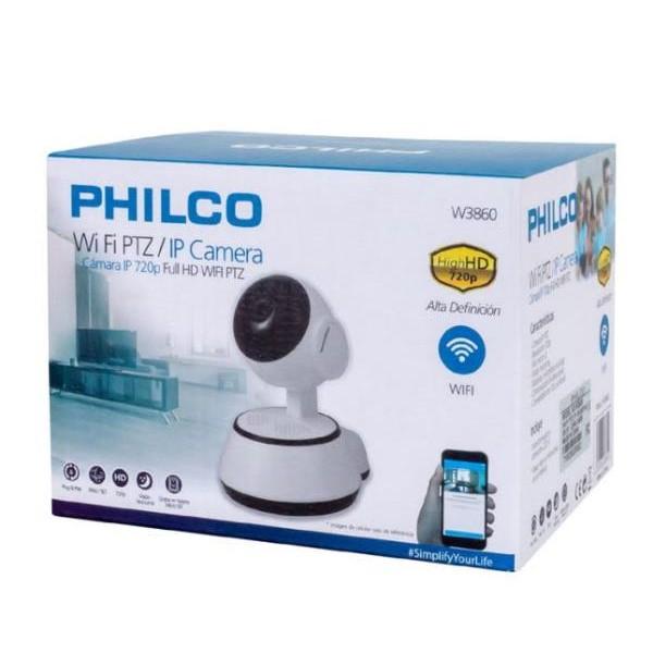 CAMARA PHILCO IP 720P FULL HD W3860