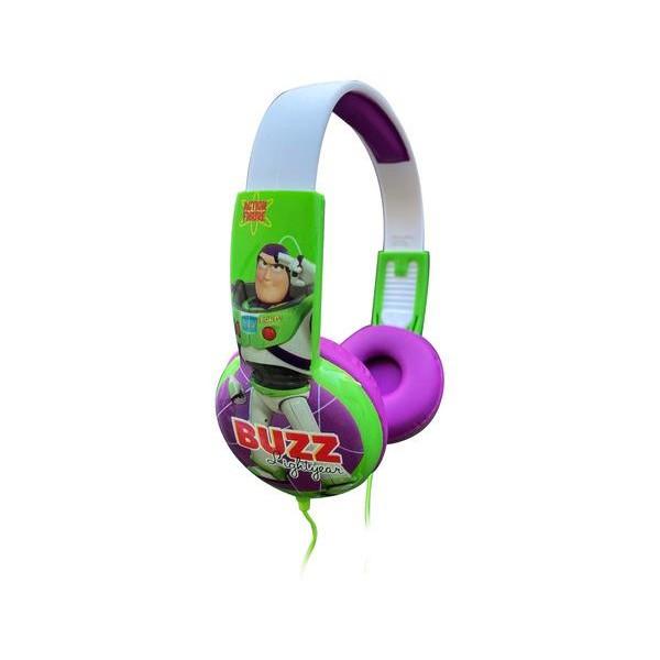 Audífono Kids Sakar Disney Toy Story - Buzz Lightyear
