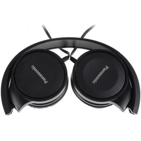 Audifonos Panasonic negro RP-HF100E-w