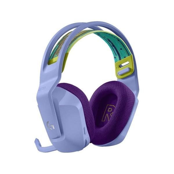 Audífono Logitech G733 Gaming Lila