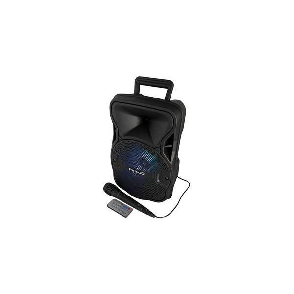 Parlante Karaoke Philco Bluetooth De 8 Tws 3.000w Pmpo 758bk
