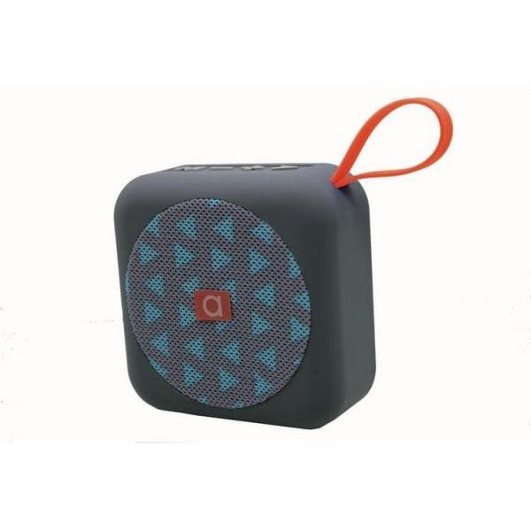 PARLANTE BLUETOOTH 031 FM/AM/SD/USB/AUX AZUL AUDIOLAB