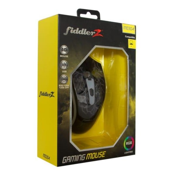 Mouse Fiddler Gamer FD-MO304