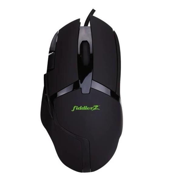 Mouse Gamer 7d Luces 6400 Dpi Fiddler