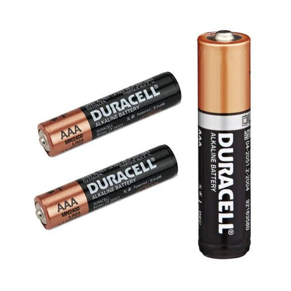 Pilas Duracell AAA unidad