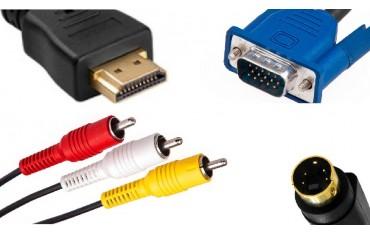 Cables y adaptadores PC
